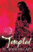 """""""Tempted - house of night book 6"""" av Kristin Cast"""