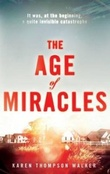 """The age of miracles"" av Karen Thompson Walker"