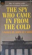 """""""The spy who came in from the cold"""" av John Le Carré"""