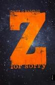 """""""Z for sorry - roman"""" av Marit O. Kaldhol"""