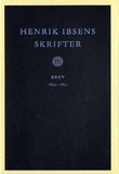 """Henrik Ibsens skrifter. Bd. 12"" av Henrik Ibsen"