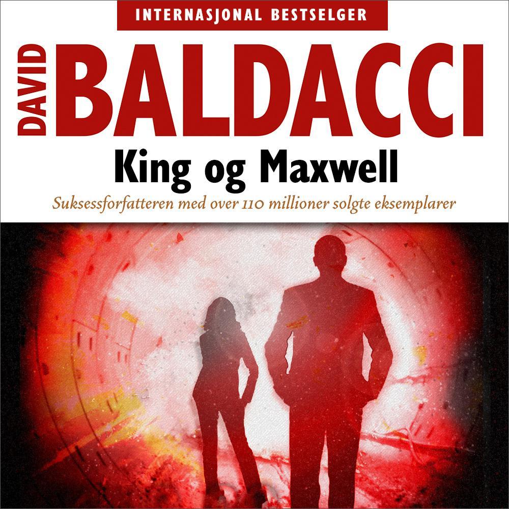 """""""King og Maxwell"""" av David Baldacci"""