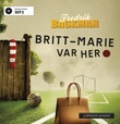"""""""Britt-Marie var her"""" av Fredrik Backman"""