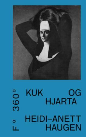 """""""Kuk og hjarta"""" av Heidi-Anett Haugen"""
