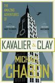 """The amazing adventures of Kavalier and Clay - a novel"" av Michael Chabon"