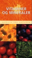 """""""Vitaminer og mineraler"""" av Amanda Ursell"""