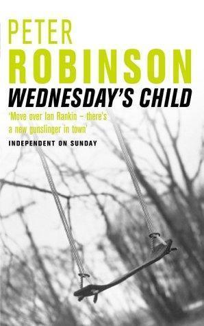"""""""Wednesday's child"""" av Peter Robinson"""