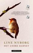 """""""Det andre barnet - roman"""" av Line Nyborg"""