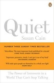 """Quiet - the power of introverts in a world that can't stop talking"" av Susan Cain"