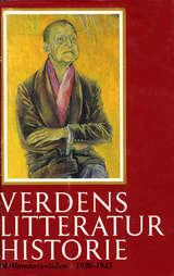 """""""Verdens litteraturhistorie. Bd. 11 - mellomkrigstiden (1920 - 1945)"""" av Edvard Beyer"""