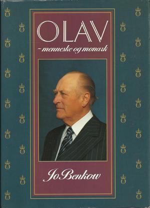 """""""Olav - menneske og monark"""" av Jo Benkow"""
