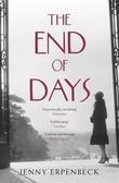 """""""The end of days"""" av Jenny Erpenbeck"""