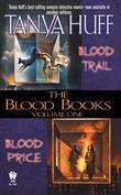 """The Blood Books, Vol. 1 (Blood Price / Blood Trail)"" av Tanya Huff"