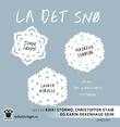 """""""La det snø - én jul, tre kjærlighetshistorier"""" av John Green"""