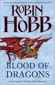 """""""Blood of dragons - the rain wild chronicles 4"""" av Robin Hobb"""