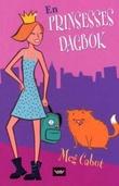 """""""En prinsesses dagbok"""" av Meg Cabot"""