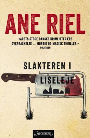 """""""Slakteren i Liseleje"""" av Ane Riel"""
