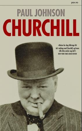 """""""Churchill"""" av Paul Johnson"""