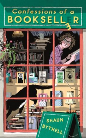 """Confessions of a bookseller"" av Shaun Bythell"