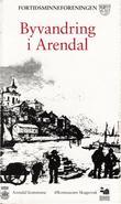 """""""Byvandring i Arendal"""" av Øyvind Rosenvinge"""