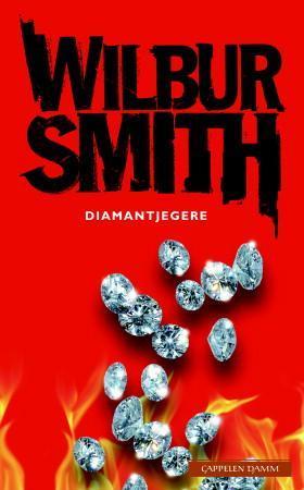 """Diamantjegere"" av Wilbur A. Smith"