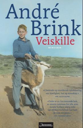 """Veiskille - memoarer"" av André Brink"