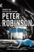 """Bad boy"" av Peter Robinson"
