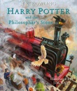 """Harry Potter & the philosopher's stone"" av J.K. Rowling"