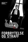 """""""Forbrytelse og straff tegneserieroman"""" av David Zane Mairowitz"""