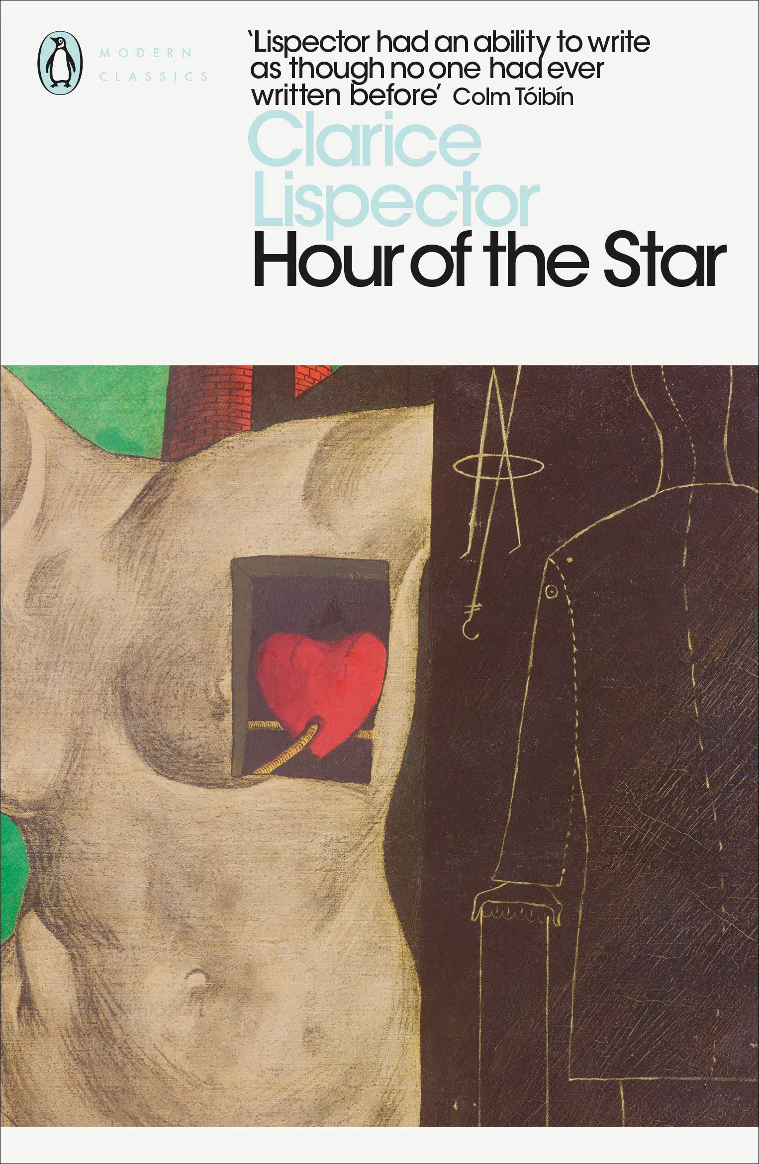 """""""The Hour of the Star (Penguin Modern Classics)"""" av Clarice Lispector"""