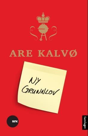 """""""Ny grunnlov"""" av Are Kalvø"""