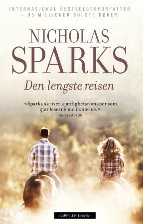 """""""Den lengste reisen"""" av Nicholas Sparks"""