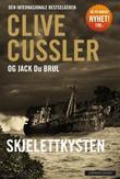 """""""Skjelettkysten"""" av Clive Cussler"""
