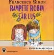 """""""Rampete Robin får lus"""" av Francesca Simon"""