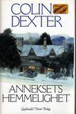"""""""Anneksets hemmelighet"""" av Colin Dexter"""