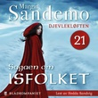 """""""Djevlekløften"""" av Margit Sandemo"""