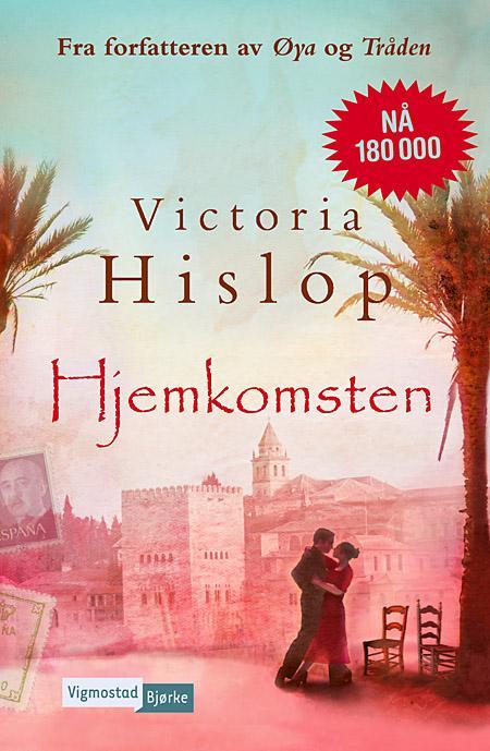 """Hjemkomsten"" av Victoria Hislop"