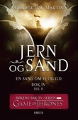 """""""Jern og sand - bok IV"""" av George R.R. Martin"""