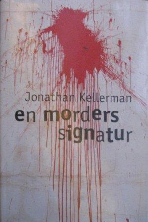 """En morders signatur"" av Jonathan Kellerman"