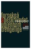 """""""Forsøk på å beskrive det ugjennomtrengelige - roman"""" av Dag Solstad"""