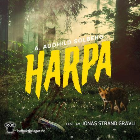 """""""Harpa"""" av A. Audhild Solberg"""