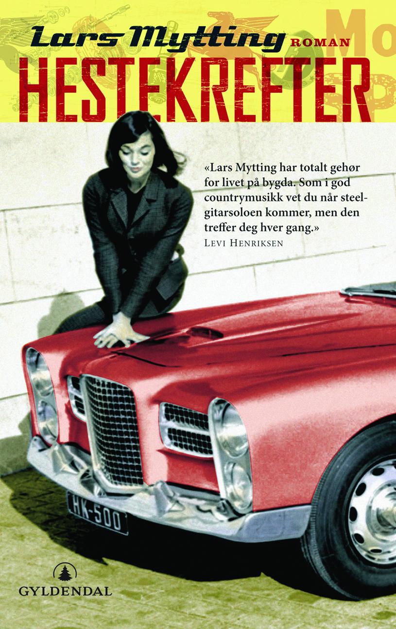 """""""Hestekrefter - roman"""" av Lars Mytting"""
