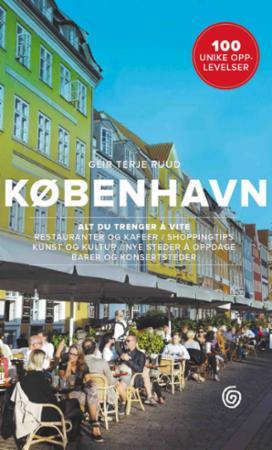 """""""København"""" av Geir Terje Ruud"""