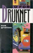 """D for druknet"" av Sue Grafton"
