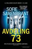 """""""Avdeling 73"""" av Sofie Sarenbrant"""