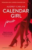 """""""Calendar girl - januar"""" av Audrey Carlan"""