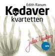 """""""Kadaverkvartetten"""" av Edith Ranum"""