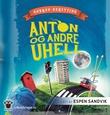 """""""Anton og andre uhell"""" av Gudrun Skretting"""