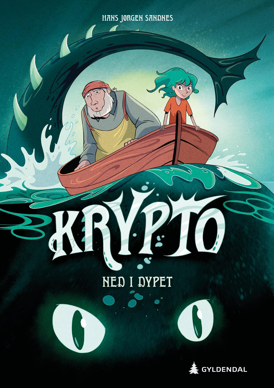 """""""Ned i dypet"""" av Hans Jørgen Sandnes"""
