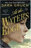 """""""At the water's edge"""" av Sara Gruen"""